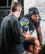 2 reasons Richard Sherman interview caused strong reaction