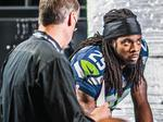 Richard Sherman's new gig: Cancer fighter