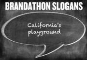Can you see this as Sacramento's new slogan? California's playground