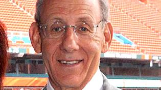 Miami Dolphins owner Stephen Ross said Miami