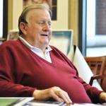 Red McCombs talks sports and business with ABJ