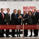 Weill Cornell opens $650 million research building on Upper East Side