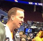 Broncos' Peyton <strong>Manning</strong> scores record 5th MVP award on Super Bowl eve (Slideshow, video)
