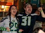 Seattle fans love the Seahawks more than New England fans love the Patriots, says Amazon selling data
