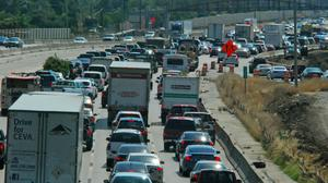Experts: North Texas roadway congestion can only get worse