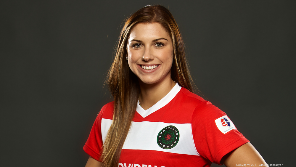 ac41ea9f7 How soccer's Alex Morgan could be just as big as Kaka in Orlando - Orlando  Business Journal