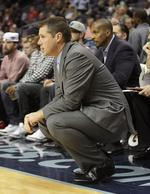 <strong>Joerger</strong> wins first Coach of the Month award