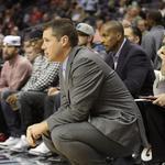 Grizzlies fire coach Dave Joerger