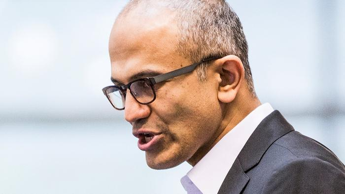 Microsoft buys cloud computing company to support Nadella's new vision