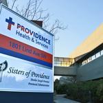 Providence, St. Joseph hospitals in talks to merge