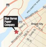 Potential Blue Heron mill buyer makes bargain-basement bid
