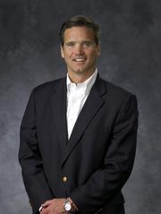 Pat Mackin, president of Cardiac Rhythm Disease Management Division at Medtronic in Minneapolis.