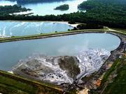 Duke Energy's recent coal ash accident, followed by a pair of chemical spills in Charlotte, has revived concerns among City Council members about a pair of coal ash pond at the shuttered Riverbend Steam Station, located upstream of the city's water supply intake pipe.