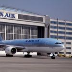 First Korean Air flight takes off from Seoul to IAH