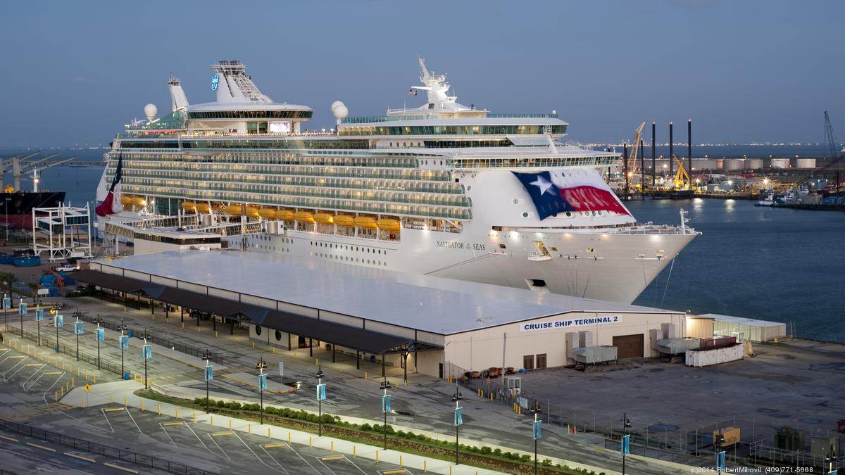 CLIA Cruise Industry Economic Impact Report Galveston Cruise - Galveston cruise port