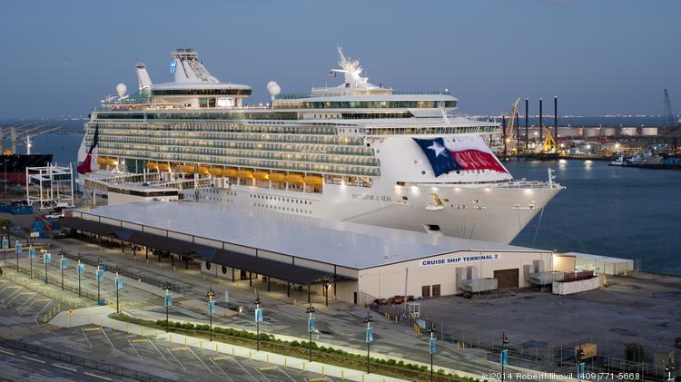 Galveston Cruise Terminal Expansions Move Forward Royal