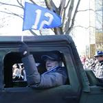 Loud and proud, the 12th man shines in 'We Are 12,' a new EMP/Seahawks exhibit opening today at EMP