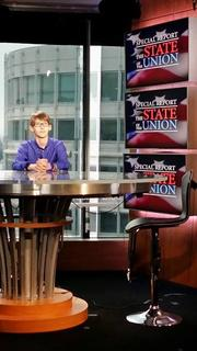 Joey Hudy was a part of television coverage of the recent State of the Union Address.