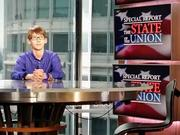Joey Hudy was a part of television coverage of a State of the Union Address.