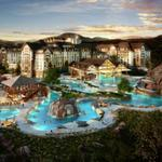 Dirt starts moving on Gaylord Rockies hotel project, but is it really the start of construction?