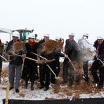 Cornerstone starts new Frisco corporate headquarters