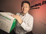 ISMARTALARM INC.  Headquarters: Sunnyvale CEO: Raymond Meng Founded: 2012 Employees: 40 www.ismartalarm.com 408.245.2551