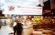 When DLM started its loyalty program in 1995, it was one of only five or six groceries to do so, but the program is now standard at all high-end groceries.