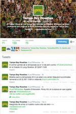 Tweeting en Espanol a natural addition for Rowdies