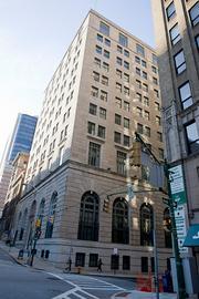 Provident Bank Building Location: 114 E. Lexington St.   Developer: Baybridge Delivery date: Early 2014 Units: 102 apartments