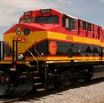 Trump's railing against NAFTA gives Kansas City Southern stock a jolt