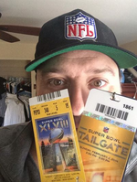 An average guy's observations after attending his first Super Bowl