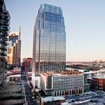 Nashville's most expensive office building fills up