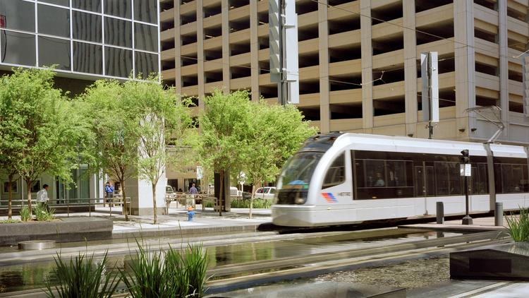 Houston's Metro completes Green Line light rail with