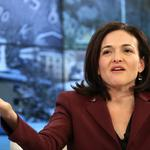 Sheryl Sandberg takes the giving pledge