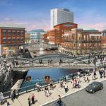 Canalside breaks the 1 million mark