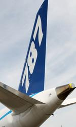 Czech airline cancels one 787 order with Boeing