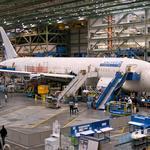 Boeing Roundup: Partners on satellites… 787 Dreamliner hits order milestone