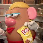 Mrs. Potato Head caught in the act (oh my!) in Lay's ad from Energy BBDO