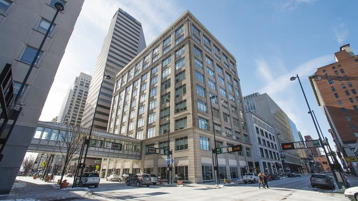 Is 3rd time the charm to convert former P&G office building into a hotel?