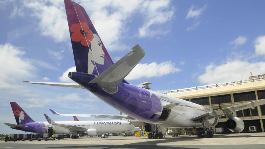 Hawaiian Airlines connects to Africa through strategic