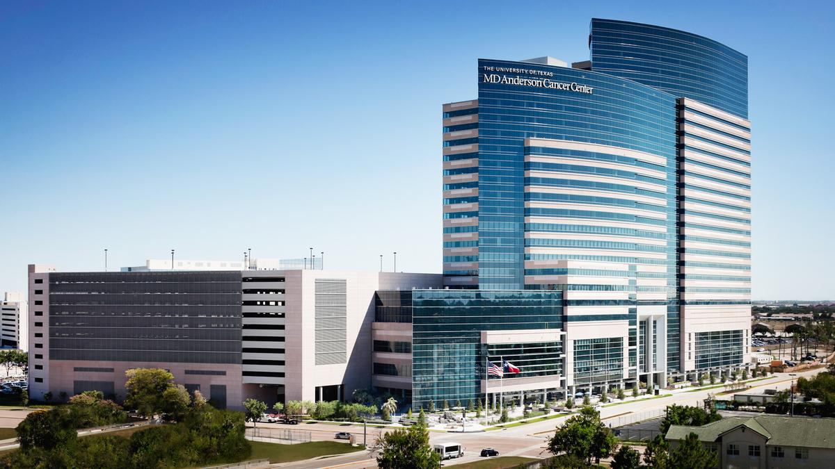 M D Anderson Cancer Center