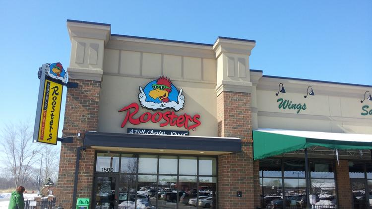 Roosters Relocating Dayton Restaurant To Larger Space Columbus