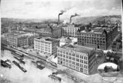 1890: Heinz opens its factory on Progress Street in the North Side area of Pittsburgh