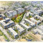 'Urban cool' Redmond mega project near Microsoft to get two hotels, conference center
