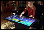 Ideum launches Android-based multitouch table