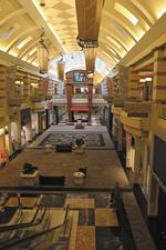Forest Fair Mall boasts tons of space, but little else