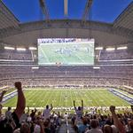 Texas cities seek more flexibility to spend taxes on major projects like stadiums