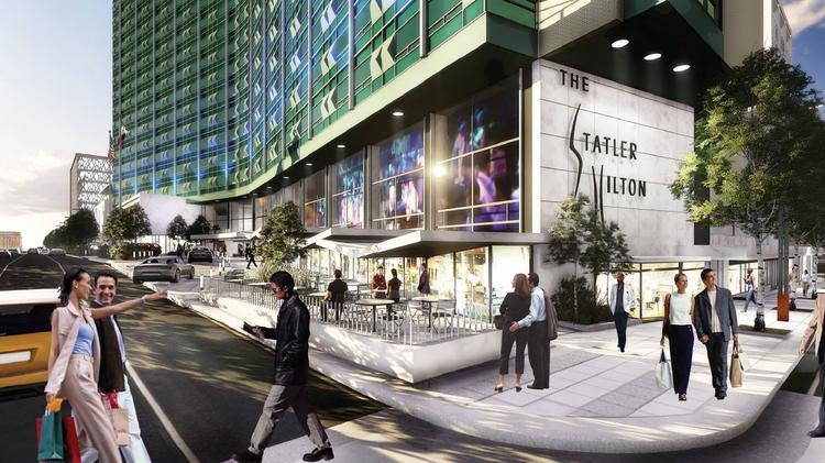 The Statler Brings In Operator To Manage Five Restaurants