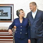 Howard University renames school of communications after Radio One founder