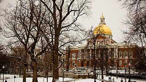 Government led the way with jobs added in Massachusetts in November.